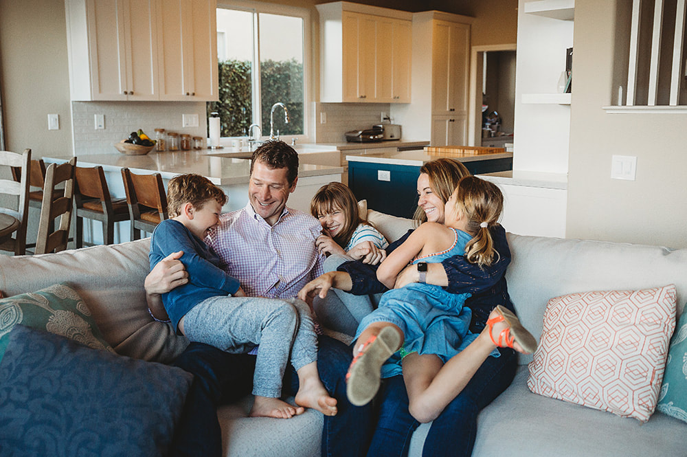 Why you should book an in home family session | Brittney Vier Photography | San Diego lifestyle photographer