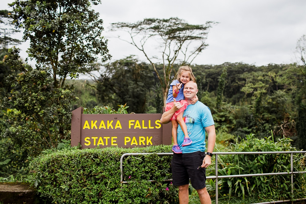 Akaka Falls | Big Island Hawaii family vacation
